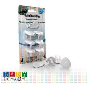 Tapa Enchufe Para Bebe De 3 Patas 6 Unidades Baby Innovation