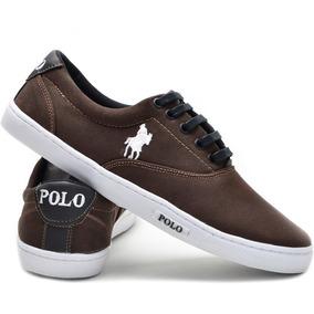 a57fa041230 2 Pares Tenis Masculino Polo Plus Original