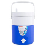 Jarra Térmica 7,5 Litros Coleman Com Tampa Removível Azul