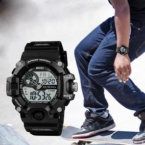 Reloj Skmei 1331 Uso Rudo Resistente Al Agua 3 Tiempo