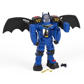 Imaginext Dc Batman Super Friends Battlebot Xtreme Fgf37