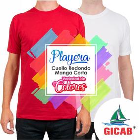 Playeras Gicab en Mercado Libre México 2216138e21dc9