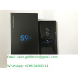 Samsung Galaxy S9 Plus + - 128gb - Midnight Black (o2) Smar
