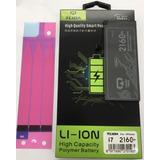 Bateria iPhone 7g 2160 Mah