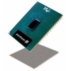 Procesador Pentium 3 Celeron 800mhz 256mb 133 Socket 370