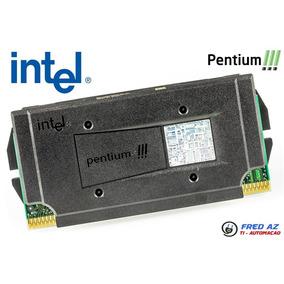 Processador De Cartucho Intel Pentium Iii 600e/256/100/1.65v