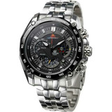 Reloj Cronometro Casio Edifice Ef-550d 1/20 Red Bull Vettel