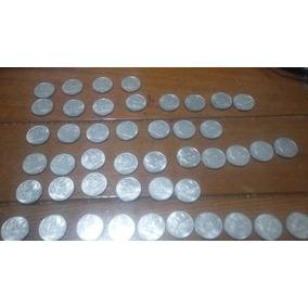 52 Moedas De 10 Centavos 1974,1975,1976,1977,1978