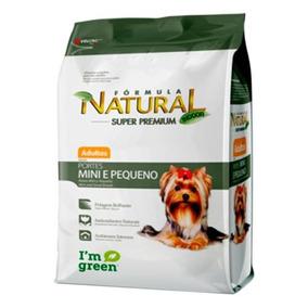 Ração Fórmula Natural Para Cães Adultos Raças Mini - 7kg