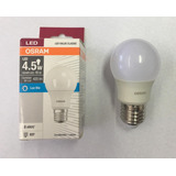 Gota -led Value Classic 4.5watts E27 Luz Bca Fria
