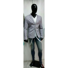 Saco Firho Para Caballero Color Lavanda