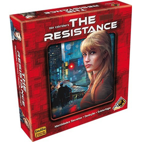 Card Game - The Resistance