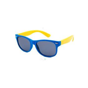 Óculos De Sol Infantil Flexível Lente Polarizada 2-10 Anos 08ec9147c4