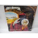 Helloween Lp Vinil Acetato Keeper 7 Keys Dist0 Gamma Ray