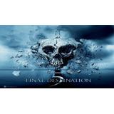 The Final Destination 3d, Blu-ray, Dvd, 2010 Pelicula