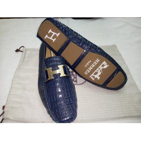 Espectaculares Zapatos Para Hombre Hermes 5021235da12