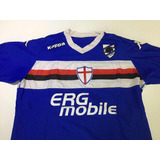Camiseta De Futbol Sampdoria en Mercado Libre Argentina 4b11d7444deb1