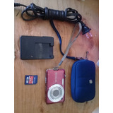 Camara Digital Casio Exilim Ex-s10 10.1 Mpx+ Sd 4gb Barata!