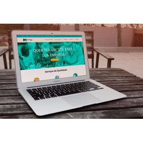 Site Wordpress Com Até 10 Páginas