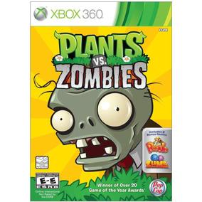 Plants Vs. Zombies- Original Para Xbox 360 Novo