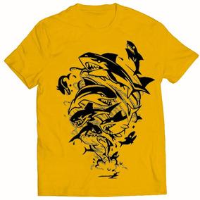 Camisa Camiseta Shark Tubarão Promoção f175141c51515