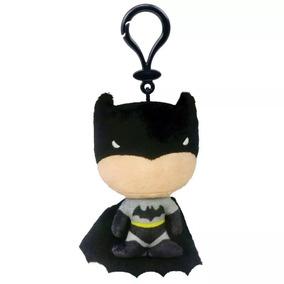 Chaveiro Pelúcia Dc Comics Liga Da Justiça Batman