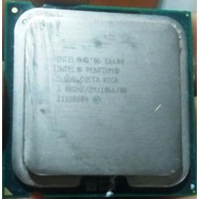 Proc. Dual Core E6600 3.06ghz Fsb 1066 Sck 775 - Usado