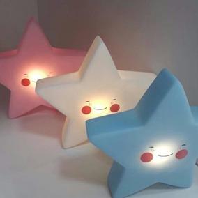 Luminária Estrela Decorativa