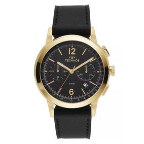 Relógio Technos Original Skymaster 6s21ac/0p Com Nota Fiscal