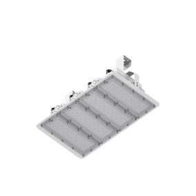 Luminária Led Galpão Hbi 100w Ecp Ip40 2 Módulos 12000lm