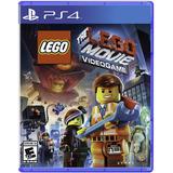Lego Movie Ps4 Juego Disponible