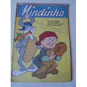 Mindinho Nº 89 Fevereiro 1968 Ebal Ótimo!