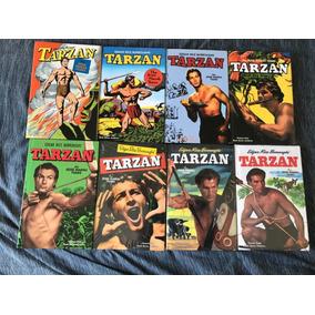 Tarzan The Jesse Marsh Years 1-8 Dark Horse Edgar Burroughs