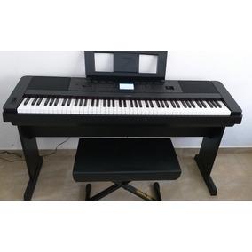 Yamaha Dgx-660 Piano Digital Y Sintetizador