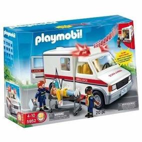 Playmobil Carrinho Ambulância 5681