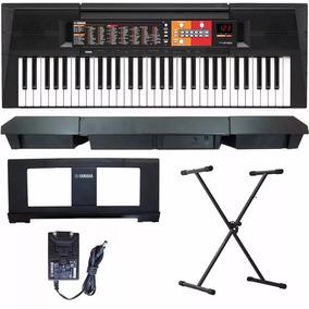 Teclado Musical Yamaha Psr-f51 61 Teclas + Suporte + Nf