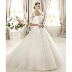 Costo de un vestido de novia en pronovias