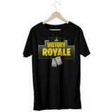 c86cbf1b16 Camisa Camiseta Fortnite Victory Royale Promoção Full