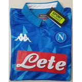 Camisa Napoli Hamsik - Camisa Napoli Masculina no Mercado Livre Brasil cabe336a2c99c