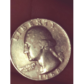 Linda Quarter Dollar 1968