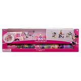Juego De Tapete De Juego Minnie Mouse Pop-star De Disney Min a23a09c6f24