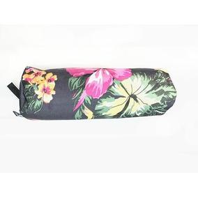 Estojo Feminino Rip Curl Dome Floral Hibisco Escolar