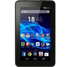 Tablet Multilaser M7s Preto, Quad Core, Android 4.4