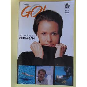 Revista Antiga Gol Linhas Aéreas Nº 11 Ano 2003 - A82