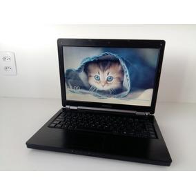 Notebook Microboard Ultimate Black U342 Core2duo 2gb 320gb