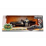 Batman Batmovel Classic Tv Serie Metals 1966 1:24 98259