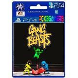 Gang Beasts Ps4 Juego [pcx3gamers]