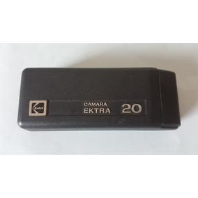 Câmera Kodak Ektra 20