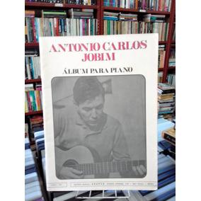 Antonio Carlos Jobim Album Para Piano