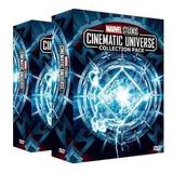 Marvel - Pack De Coleccion (36 Dvd Box Set)